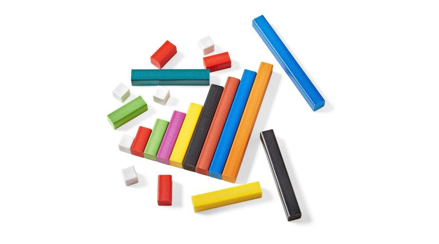 How to Use Cuisenaire® Rods to Teach Key Math Concepts!
