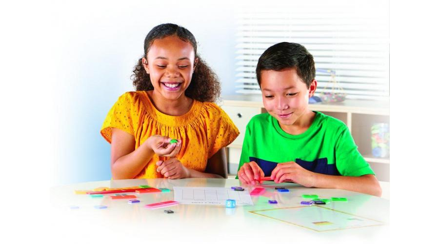 Physical and Virtual Manipulatives in Action: Teach Key Math Concepts in Grades 3-5