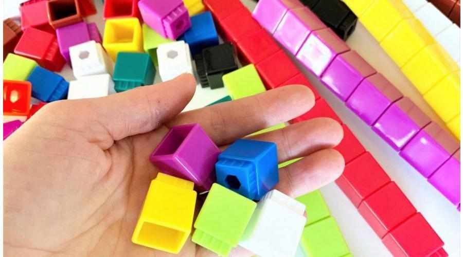 Snap Cubes h2m