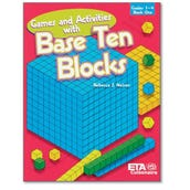 Games and Activities for Base Ten Blocks, Book One