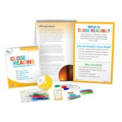 Close Reading Small Group Kit: Informational Text, Grade 4