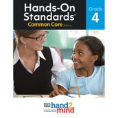 Hands-On Standards®, Common Core Edition, Grade 4, Teacher Resource Guide