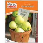 VersaTiles®Literacy Book: Language: Conventions, Grade 1