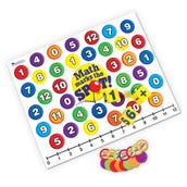 Math Marks the Spot™ Floor Game