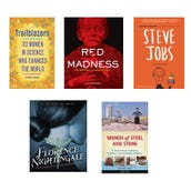 STEM NSTA Outstanding Book Collection (8 Book), Grades 6-8