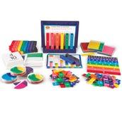 Rainbow Fraction®Teaching System Kit