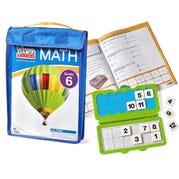 VersaTiles® Math Practice Set, Grade 6