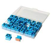 Alphabet Stamps Uppercase