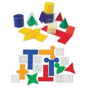 Folding Geometric Shapes™ Combo Set