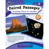 Paired Passages, Linking Fact to Fiction, Grade 4