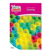 VersaTiles® Kindergarten Math Book, Number Sense, Counting