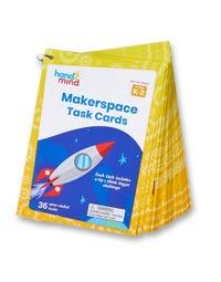Makerspace Task Cards, Grades K-2