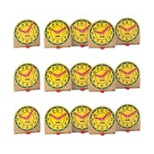 Mini-Clocks, Set of 12