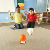 STEM in Action Make-It Take-It Balloon Cars