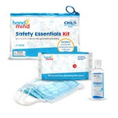 Safety Essentials Kit with Child-Size Mask
