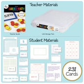 Guided Math Kit, Grade 5 - Unit 3: Division