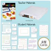 Guided Math Kit, Grade 5 - Unit 3: Division