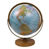 Landforms Globe