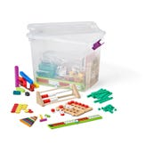 Hands-On Standards® Math Intervention: Number & Operations Small Group Kit, Grade 1