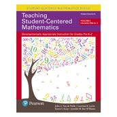 Teaching Student-Centered Mathematics, Grades PreK-2 (3rd Edition)