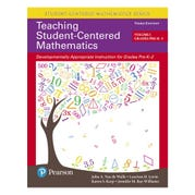 Teaching Student-Centered Mathematics, Grades PreK-2 (3rd Edition)