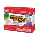 Chemistry With A Bang! Science Lab Kit