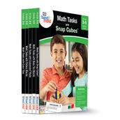 Math Tasks Library Books, Grades 3-5