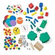 Guided Math Single Student Manipulative Kit, Grade 2