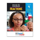 Hands-On Standards® Fractions, Texas Edition Grade 4 eBook