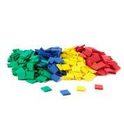 Foam Color Tiles,  Set of 100