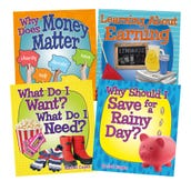Money Sense Book Set