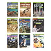 Math Fractions & Decimals Book Collection (11 Books), Grade 5