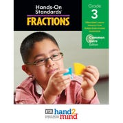 Hands-On Standards® Fractions, Common Core Edition Grade 3 eBook
