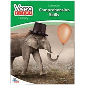 VersaTiles® Literacy Book: Literature: Comprehension Skills, Grade 3