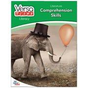 VersaTiles® Literacy Book: Literature: Comprehension Skills, Grade 3