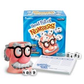 Head Full Of Numbers® Math Game