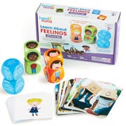 Learn About Feelings Activity Set