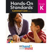 Hands-On Standards®, Common Core Edition, Grade K, Teacher Resource Guide
