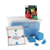 Math Tasks Base Ten Blocks Classroom Kit, Grades K-2