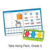 VersaTiles® Math Take Along Pack, Grade 3