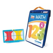 VersaTiles® Take Along Practice Packs, Grade K Math