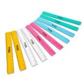"""Ruler, 12""""/30cm, Set of 32"""