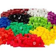 Interlocking Unit Cubes, Set of 1,000