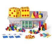 hand2mind Grade PreK Basics Kit for use with Great Minds' Eureka Math Curriculum