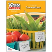 VersaTiles®Literacy Book: Language: Conventions, Grade 2
