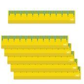Social Distancing Floor Decals, 12 inch Rulers, Set of 6