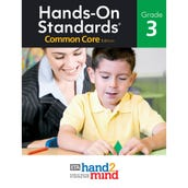 Hands-On Standards® Math, Common Core Edition Grade 3 eBook