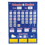 Calendar and Weather Pocket Chart Kit