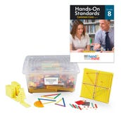 Hands On Standards®, Common Core Edition, Grade 8 Classroom Kit