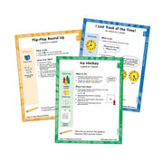 Differentiated Math Centers, Grade 3 Measurement, Data, and Geometry Card Set